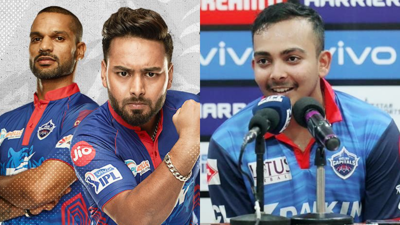 IPL 2021: Prithvi Shaw reveals why Rishabh Pant, Shikhar Dhawan opened batting for DC in Super Over
