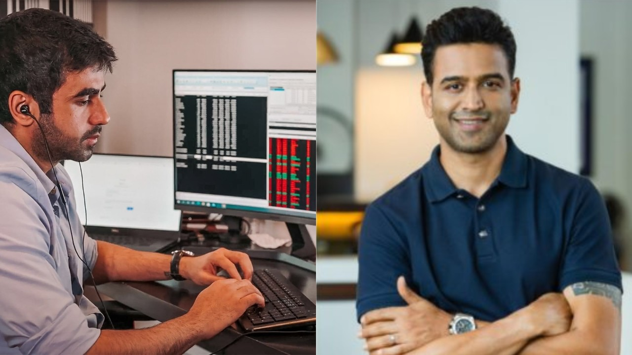 Zerodha's Kamath brothers to join India's highest-paid club with Rs 100 crore salary