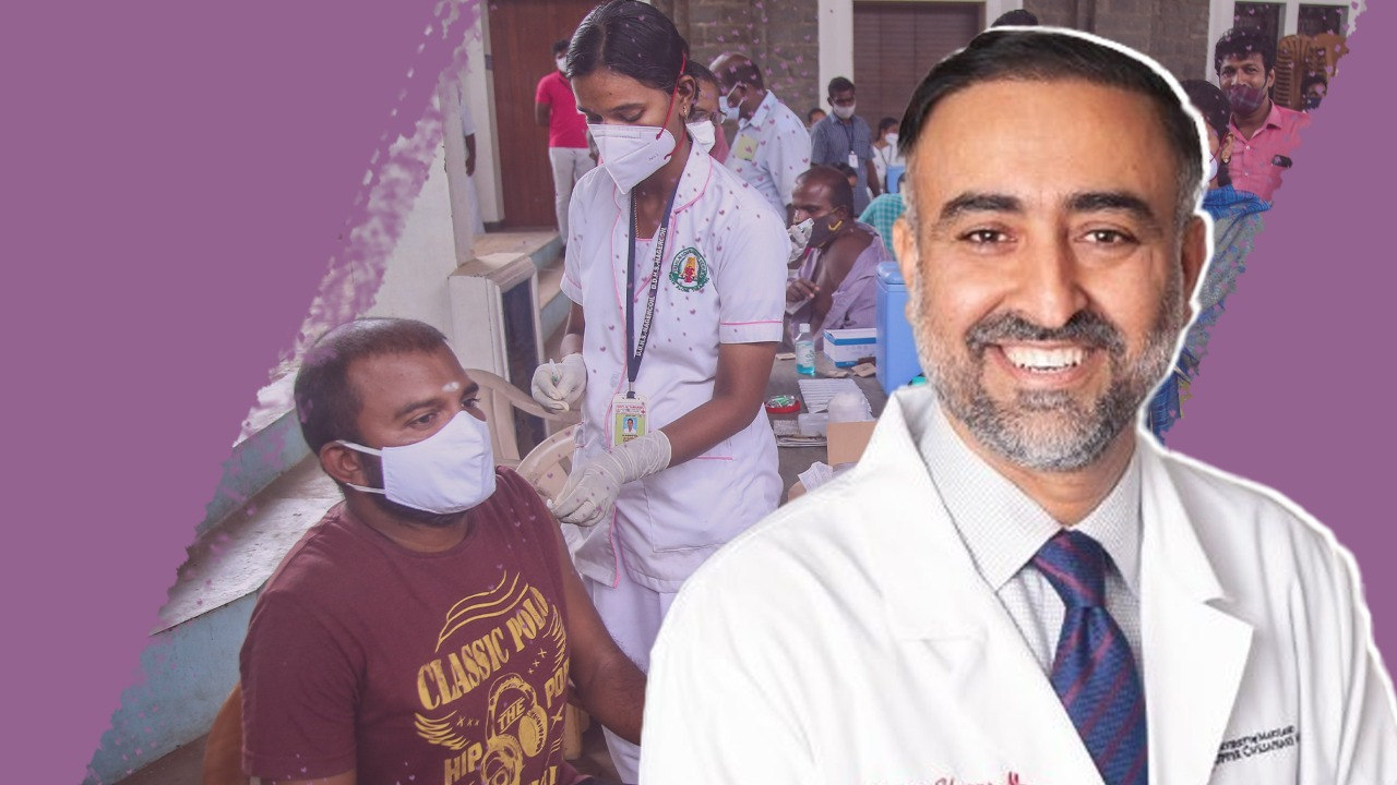 Covid-19: Dr. Faheem Younus, USA's Top Doctor On The Second Wave In India