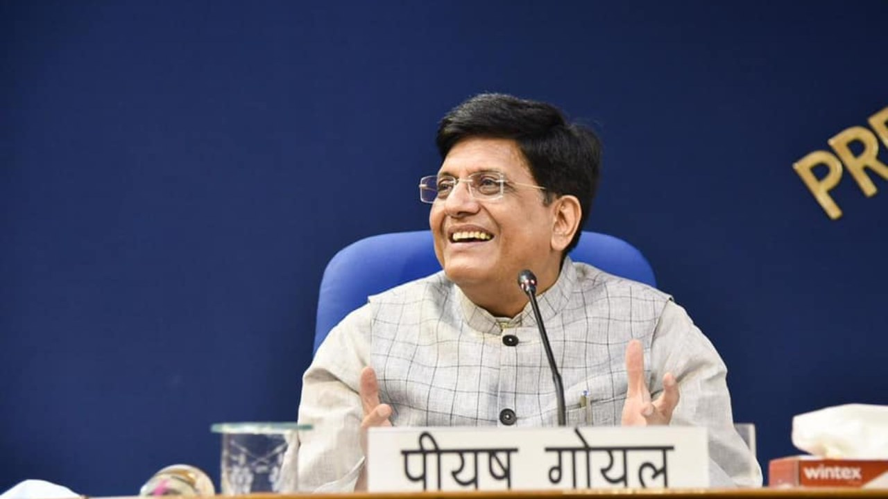 Piyush Goyal asks industry bodies to prepare protocol checklist for possible 3rd Covid wave