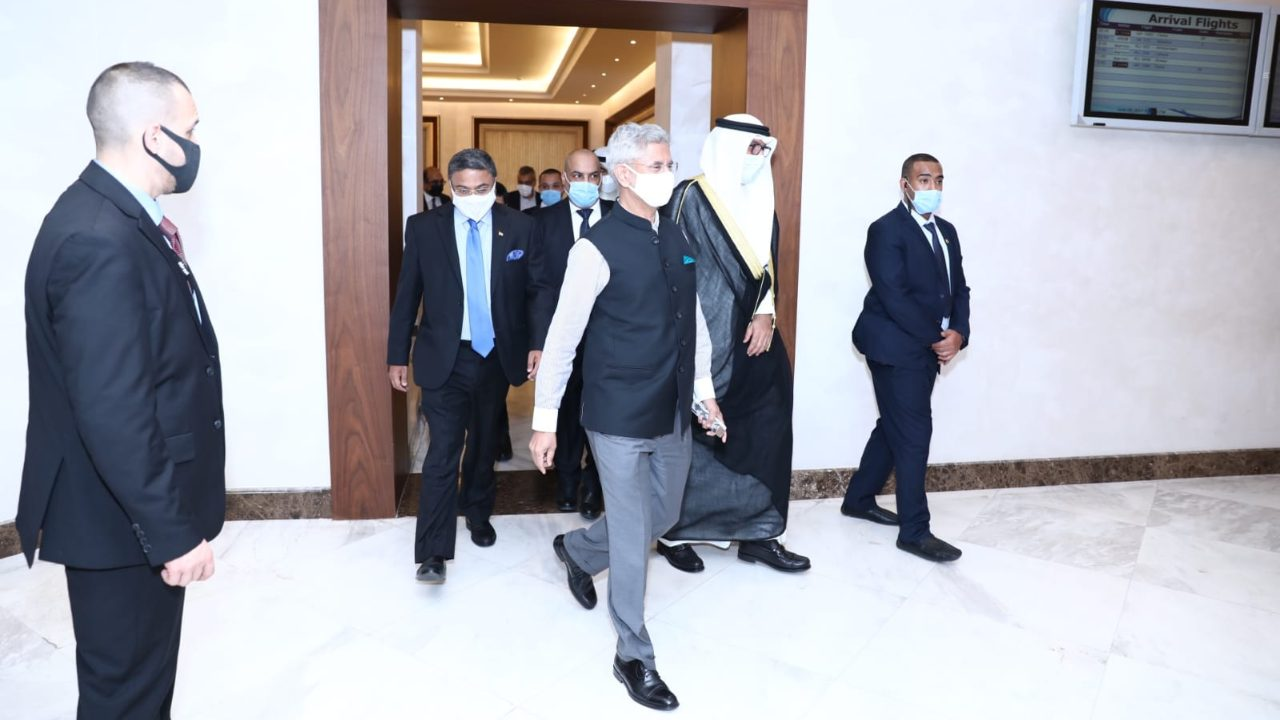 Foreign Minister Jaishankar Arrives in Kuwait To Discuss Bilateral Ties
