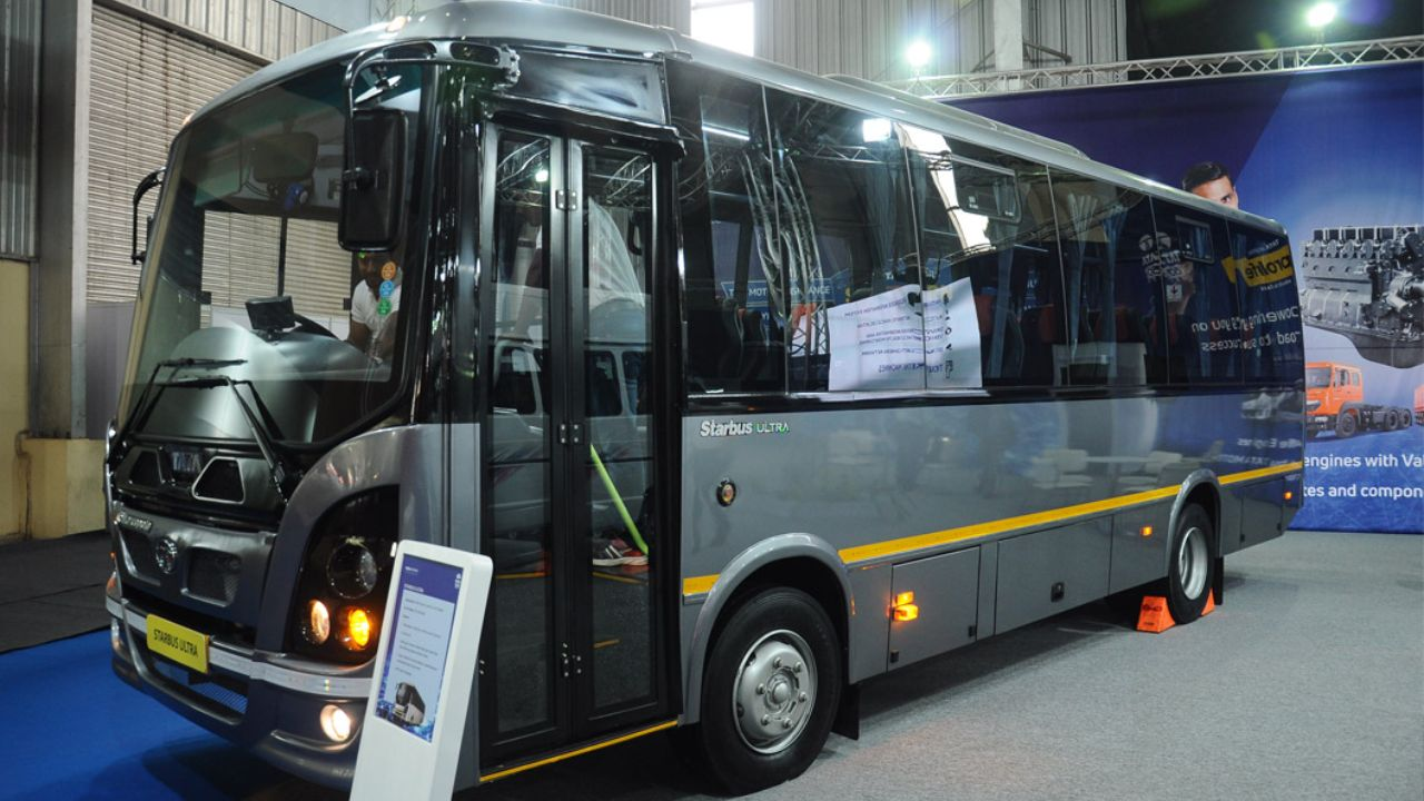 Tata Motors Wins Order for 15 Hydrogen-Based Fuel Cell Buses From IOCL