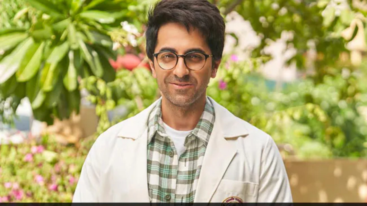 Doctor G: Meet Ayushmann Khurrana as Dr Uday Gupta In First Look Poster
