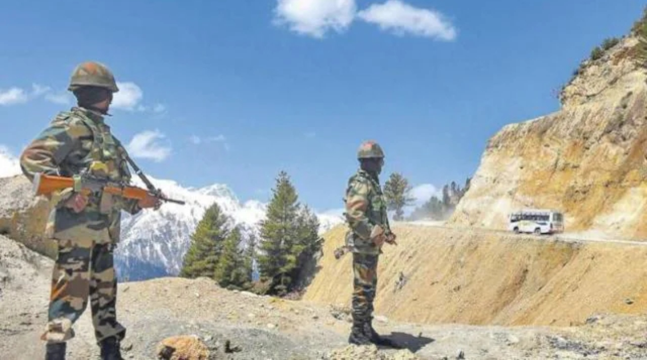 India, China to Hold 12th Round of Corps Commander Level Talks in Moldo Tomorrow