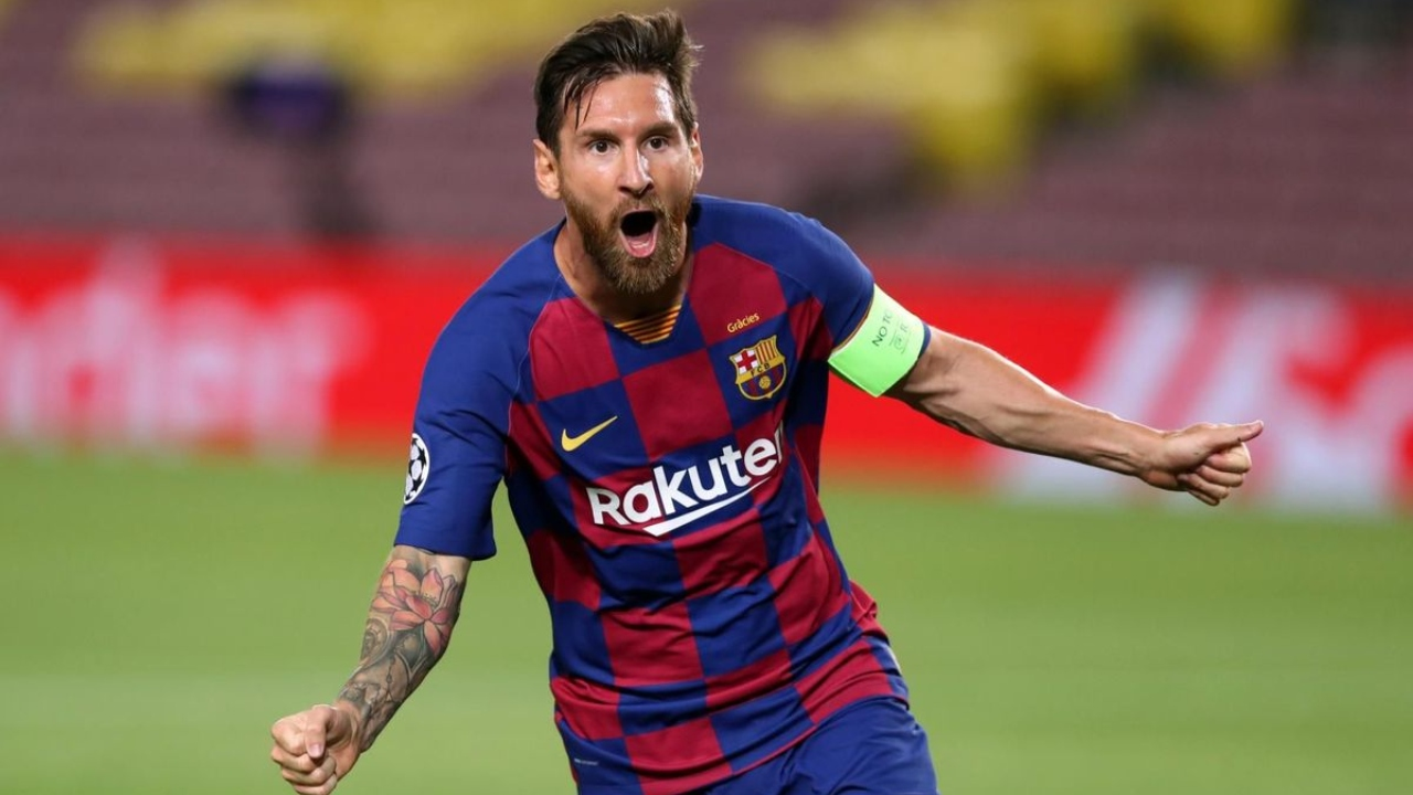 Lionel Messi's Contract With FC Barcelona Expires, Becomes Free Agent