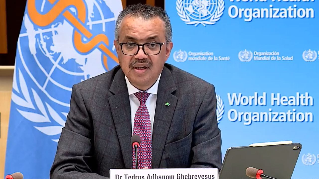 Covid-19 Pandemic Will End When World Chooses to End It: WHO Chief