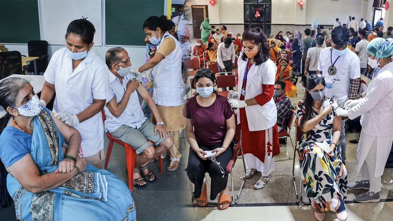 Covid-19 Update: 43,393 New Cases, PM Modi Expresses Concern Over Over-Crowding