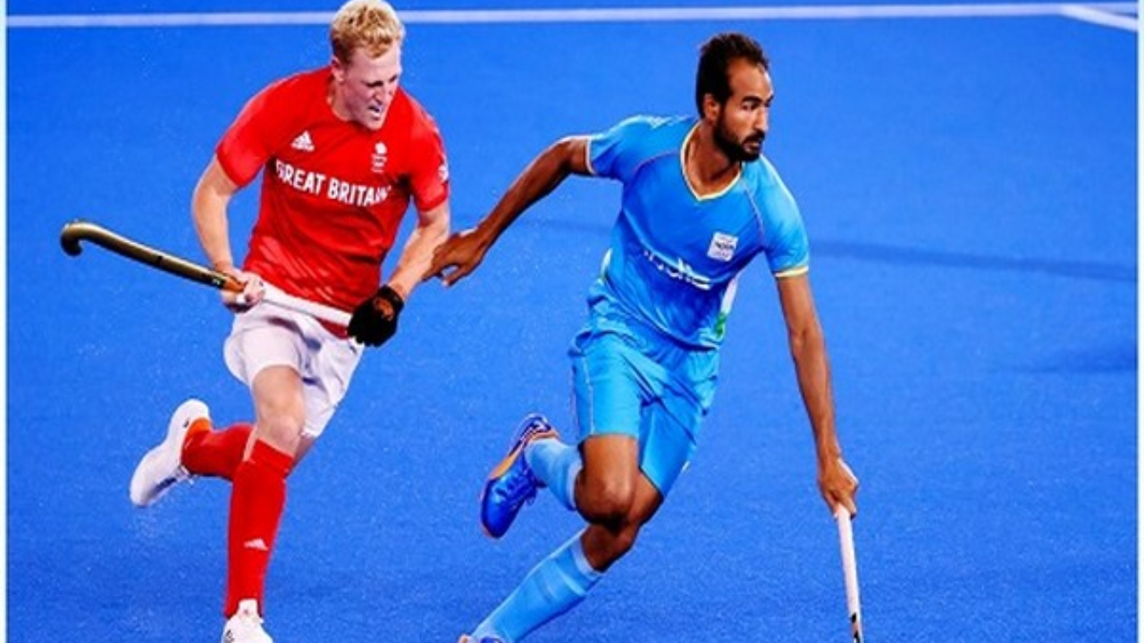 Tokyo Olympics 2021: Indian Men's Hockey Team Beat Great Britain 3-1, Enters Semifinals After 41 Years