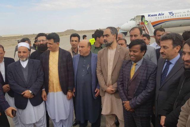 Индия т Афганистан открывают грузовой коридор между Нью-Дели и Гератом