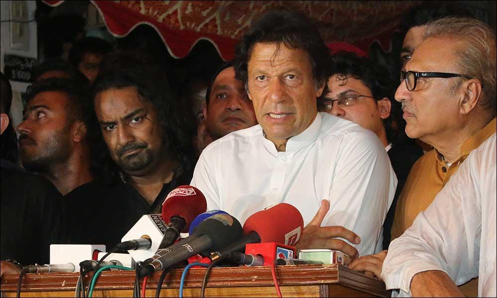 ПТИ выигрывает выборы в Азад Джамму и Кашмире