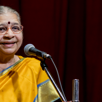 Seetha Narayanan: A Unique Carnatic Music Journey (Part II)