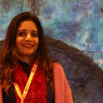 "Bindhi Rajagopal: ""Nature is My Main Inspiration."""