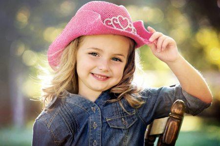 Beautiful Little Girl Good Morning Image Fitrinis Wallpaper