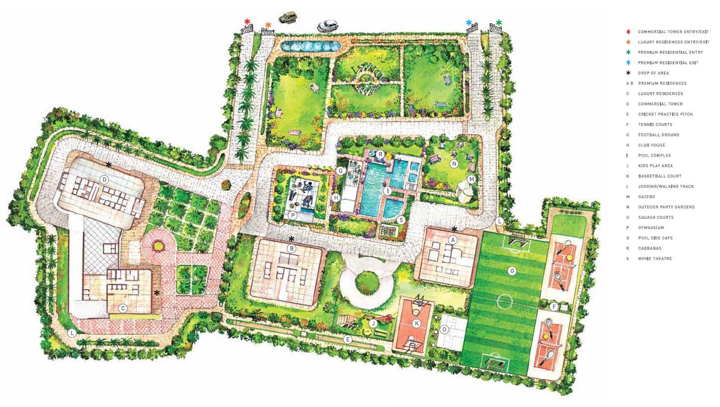 Indiabulls Blu Residences Worli