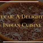 Ghevar: A Delight of Indian Cuisine
