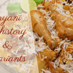 biryani - its history and variants