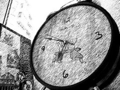 The Ticking Time Machine
