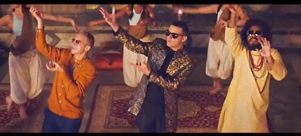 Watch: Major Lazer's New Video, 'Lean On' Filmed in India