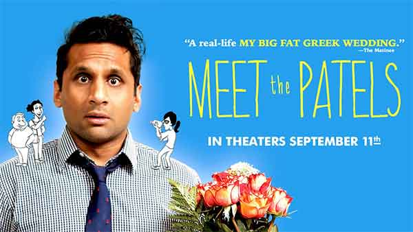 Special Screening of The Movie, MEET THE PATELS in San Francisco. September 9th