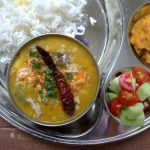 Dalma and the Odia Thali