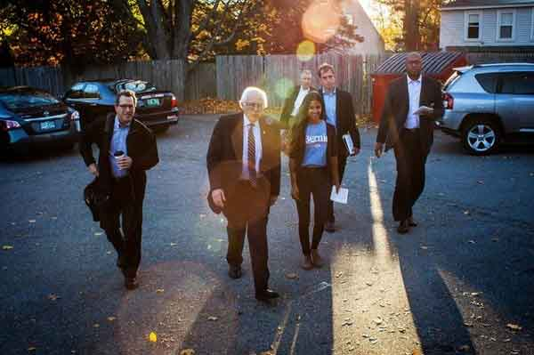 Hillary Clinton Hires Sanders' Top Student Organiser Kunoor Ojha
