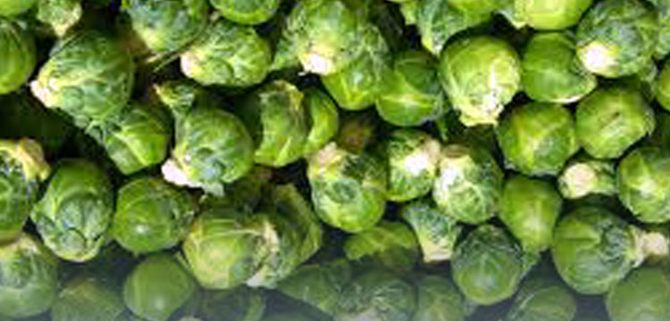 Brussel Sprouts the Indian Way