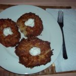 Say Shalom to Latkes