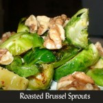 Brussels sprouts? Boring!