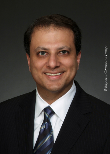 Preet Bharara Nabs Another