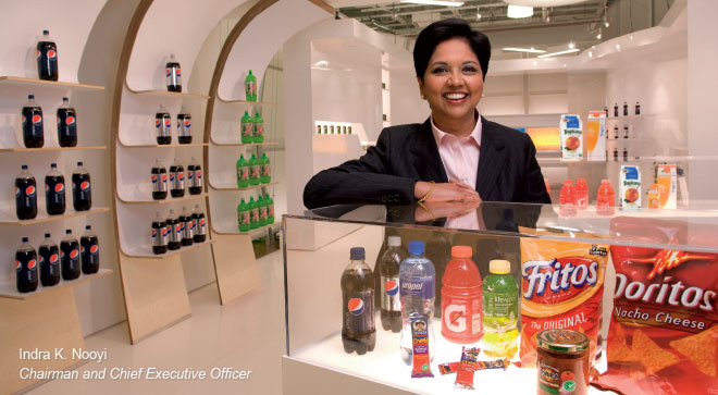 Indra K. Nooyi–Reinventing the Future