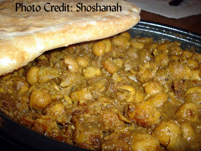 The Channa Masala Metaphor