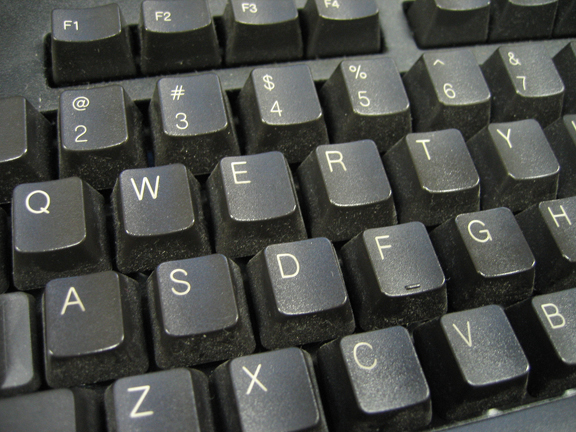 QWERTY, My Muse
