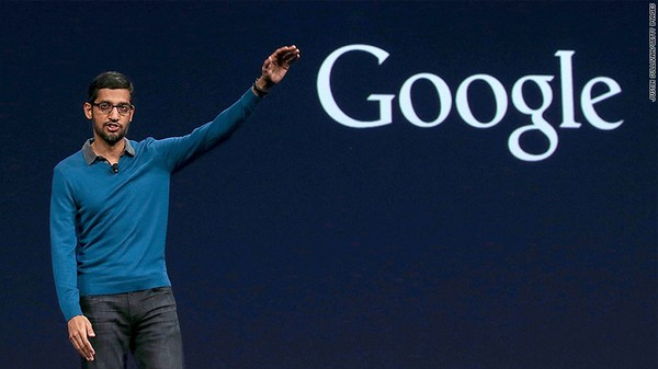 Google CEO, Sundar Pichai's Story