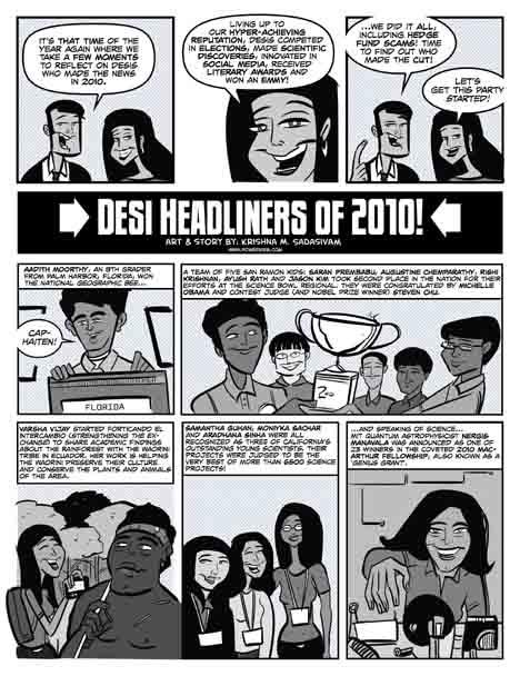 Desi Headliners 2010