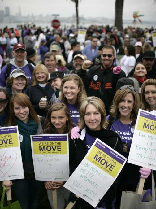 Walk to End Alzheimer's Disease