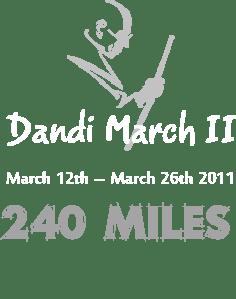 Dandi March II