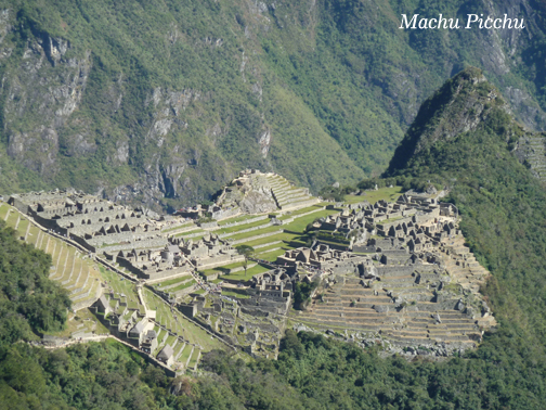 Magic of Machu Picchu