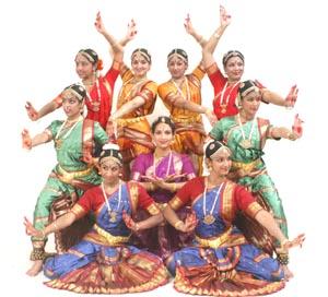 Twenty Years of Bharatanatyam