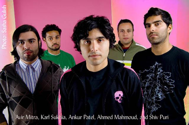 A Quintet that Rocks