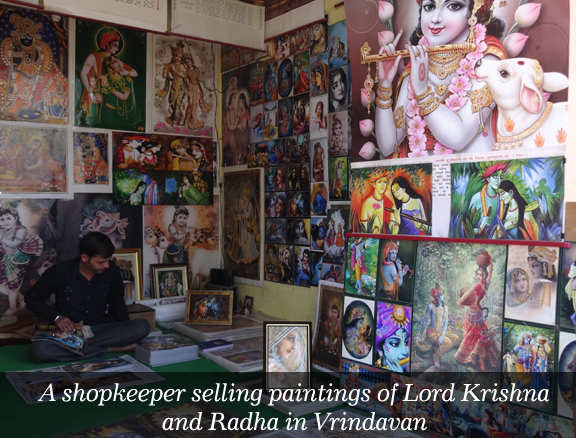 Love and Lord Krishna