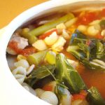 Three Ethnic Soups for Autumn