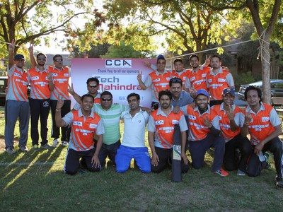 Silicon Valley Corporations Bat for Youth Cricket Development