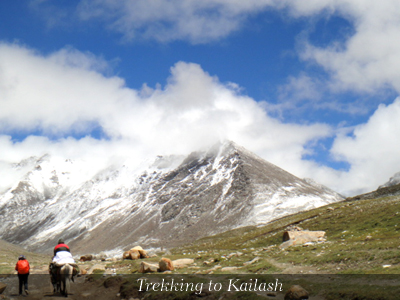 Heavenly Kailash Mansarovar