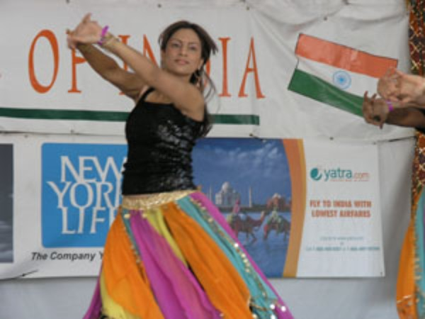 Celebrating Indian Pride
