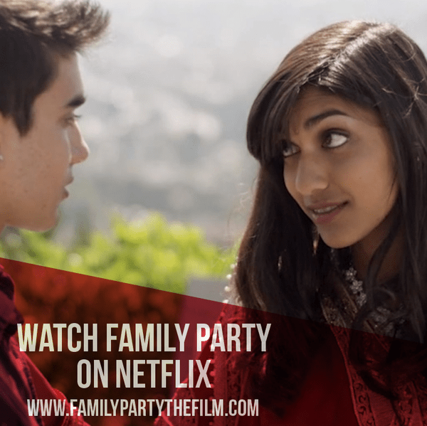 Family Party A New Netflix Film