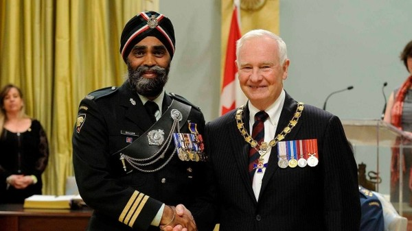 Harjit Sajjan, MP for Vancouver South, Named Canada's Minister of Defence