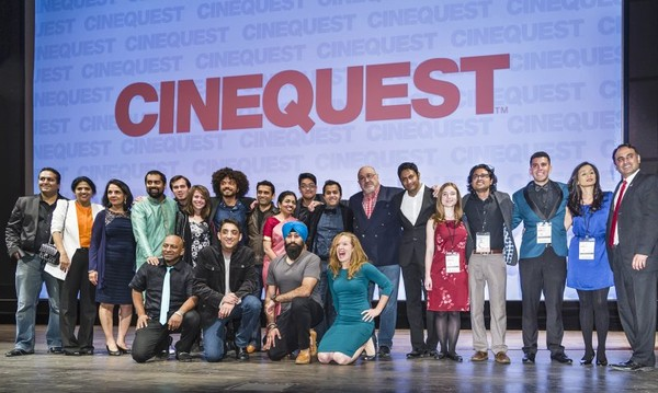 Cinequest San Jose Awards The Maverick Award to James Franco
