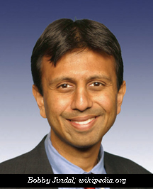 Is Bobby Jindal Ashamed of his Indian Roots?