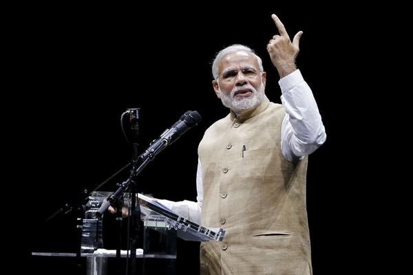 Nehru Jacket Becomes the Modi Jacket