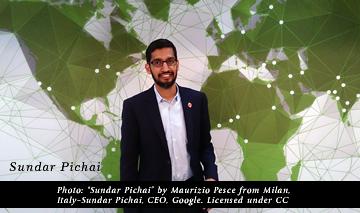 Sundar Pichai–The Rise of an Indian Engineer